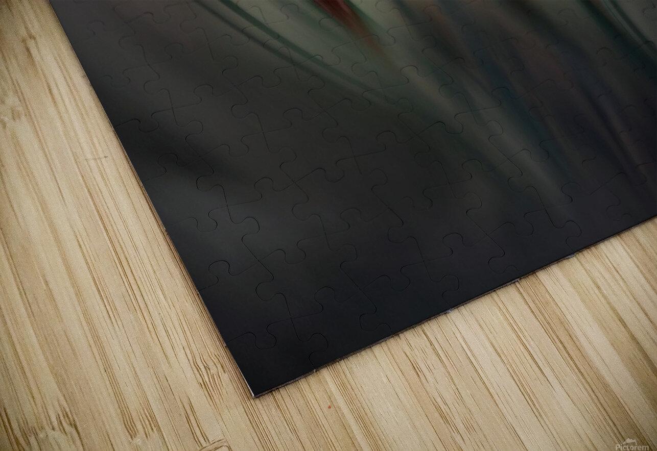 Krokus HD Sublimation Metal print