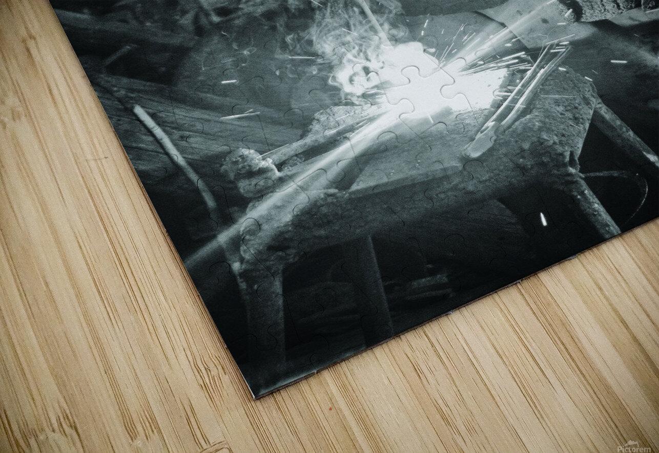 d-nul fierar (Mr. Smith) HD Sublimation Metal print