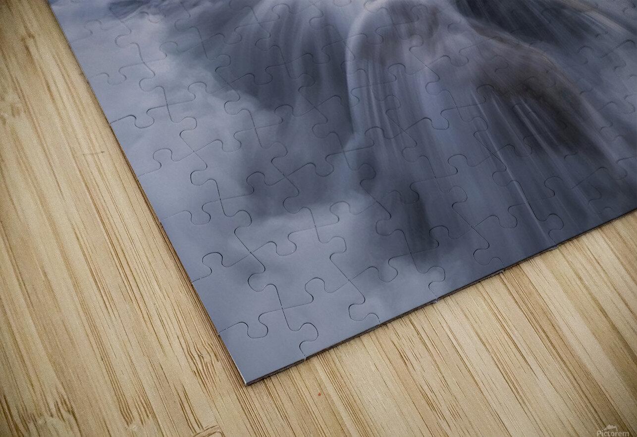 Furious HD Sublimation Metal print