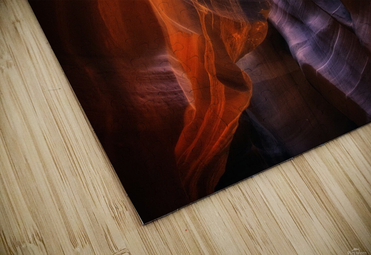 Light Up Above HD Sublimation Metal print