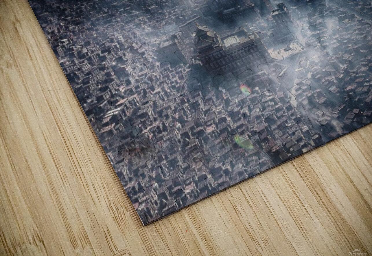 Good morning, Loose HD Sublimation Metal print