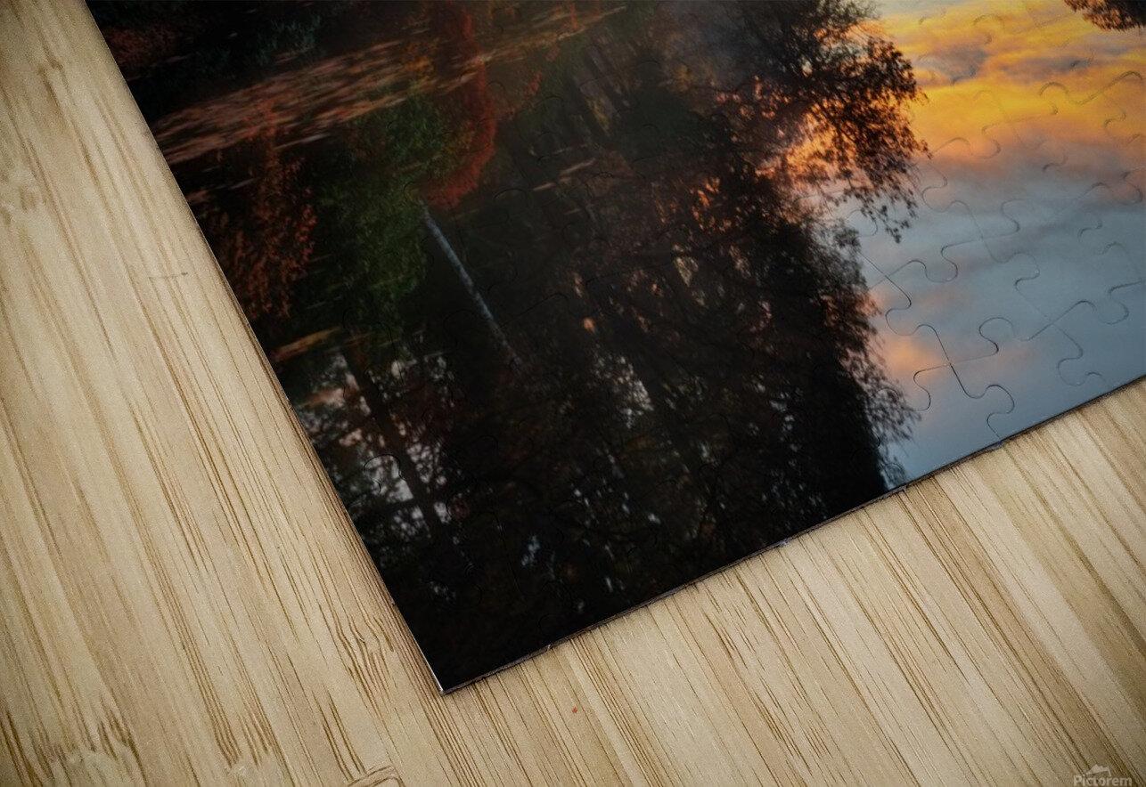 Autumn garden... HD Sublimation Metal print
