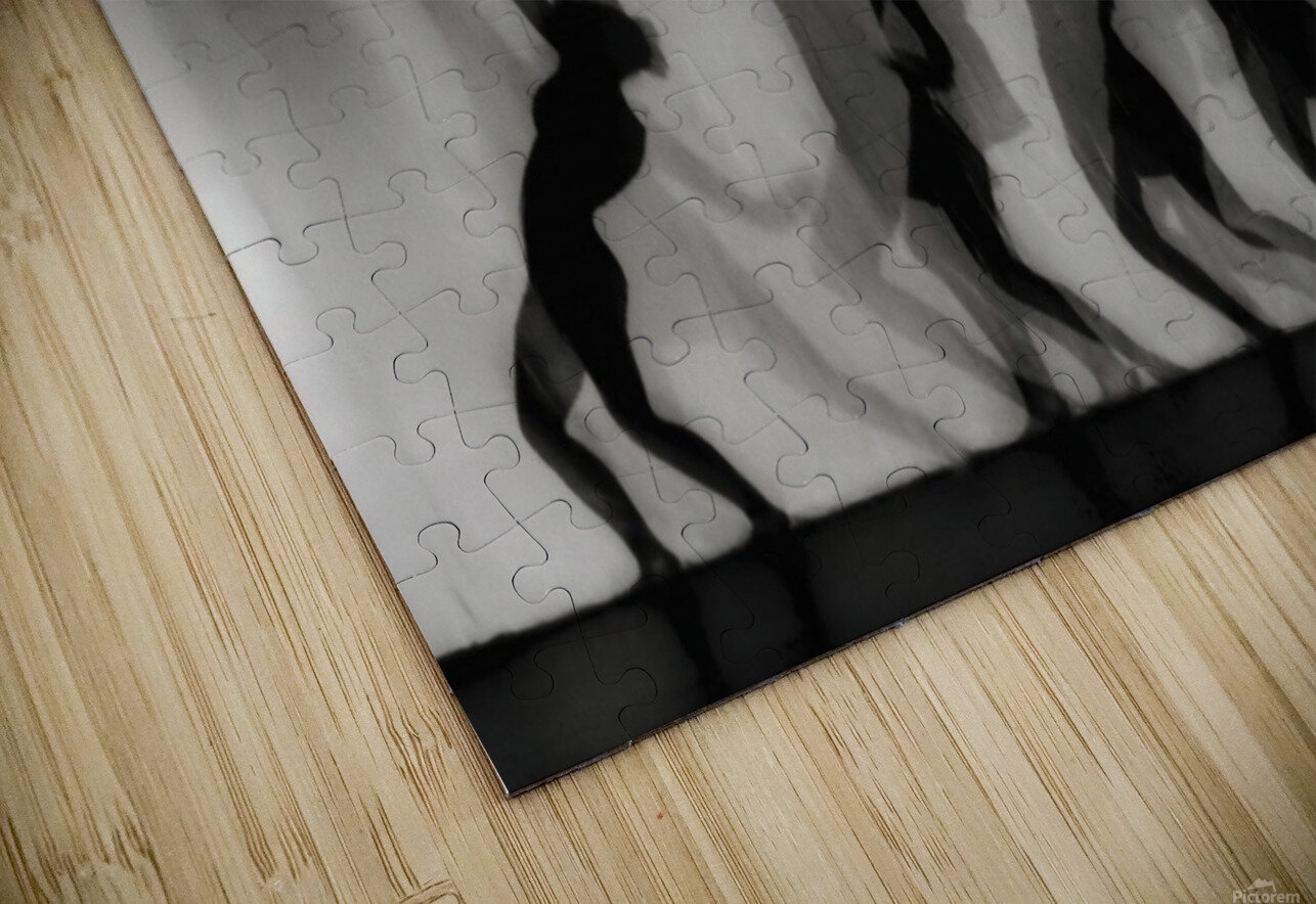 Dance is the language of the soul ... HD Sublimation Metal print