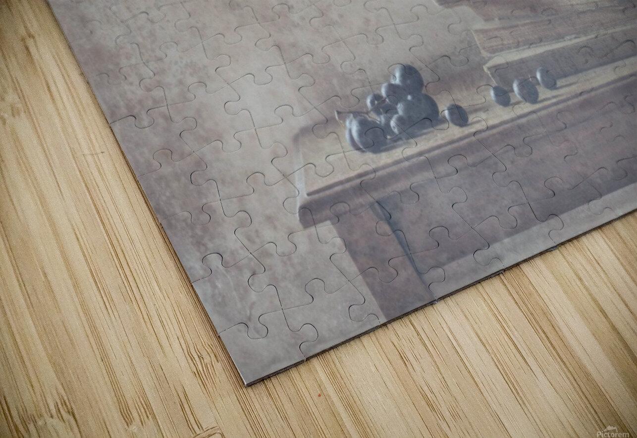 Mild Morning of October HD Sublimation Metal print