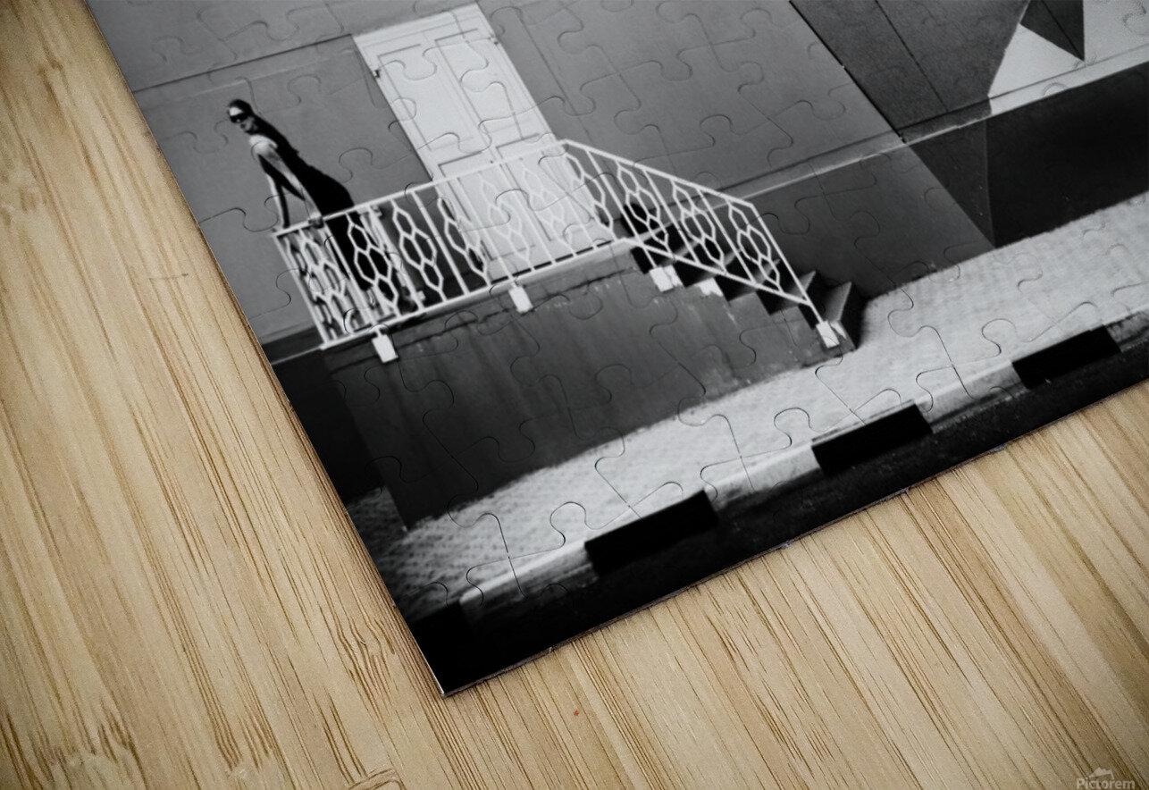 Doors HD Sublimation Metal print