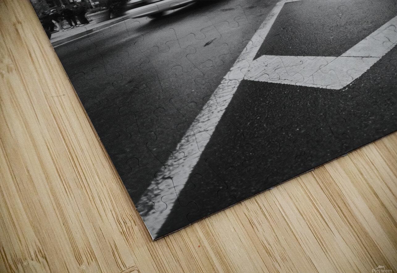 Taxiiii HD Sublimation Metal print
