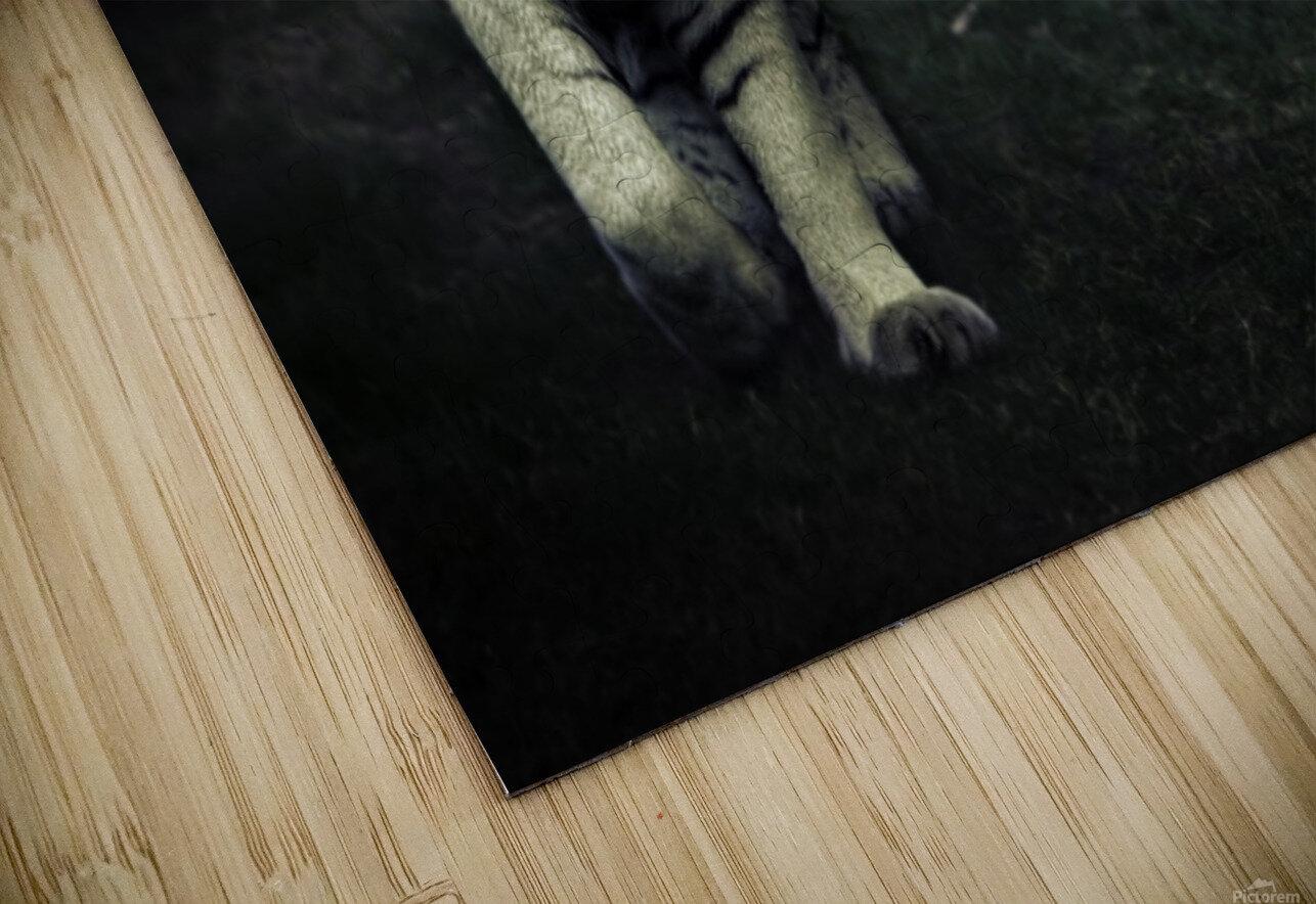 White walker HD Sublimation Metal print
