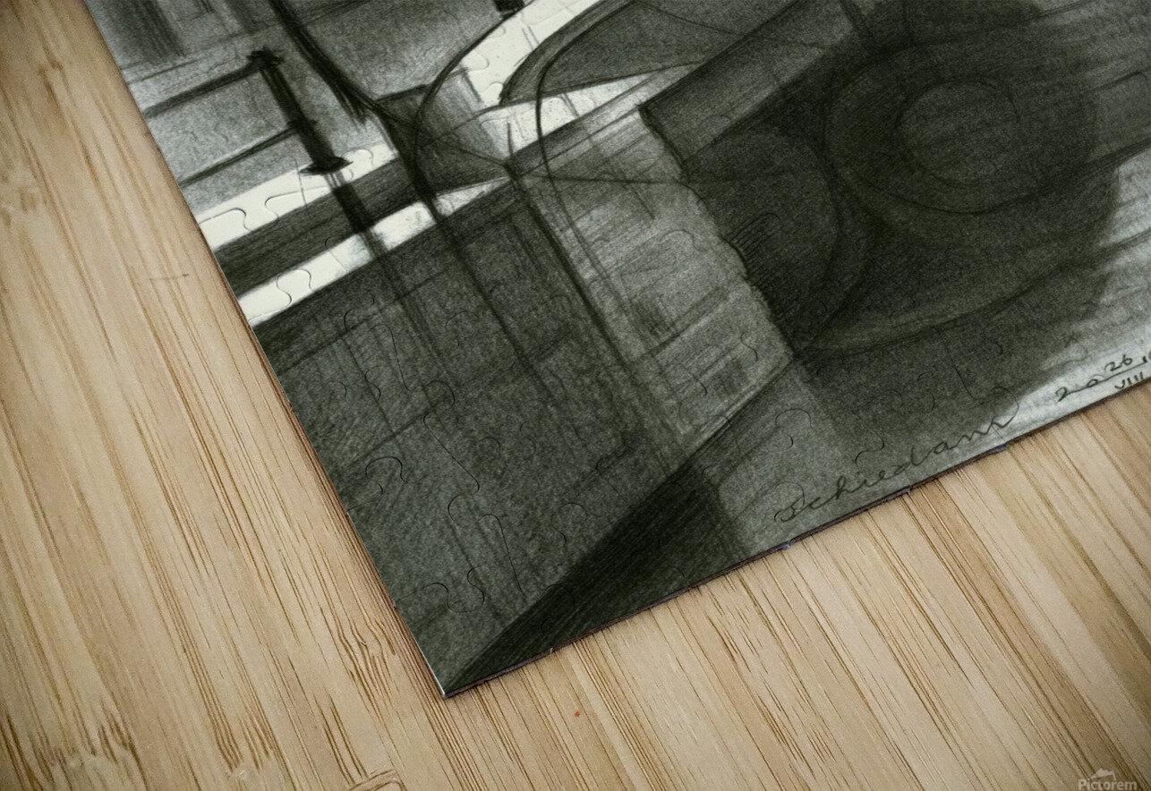 Schiedam 26-08-16 HD Sublimation Metal print