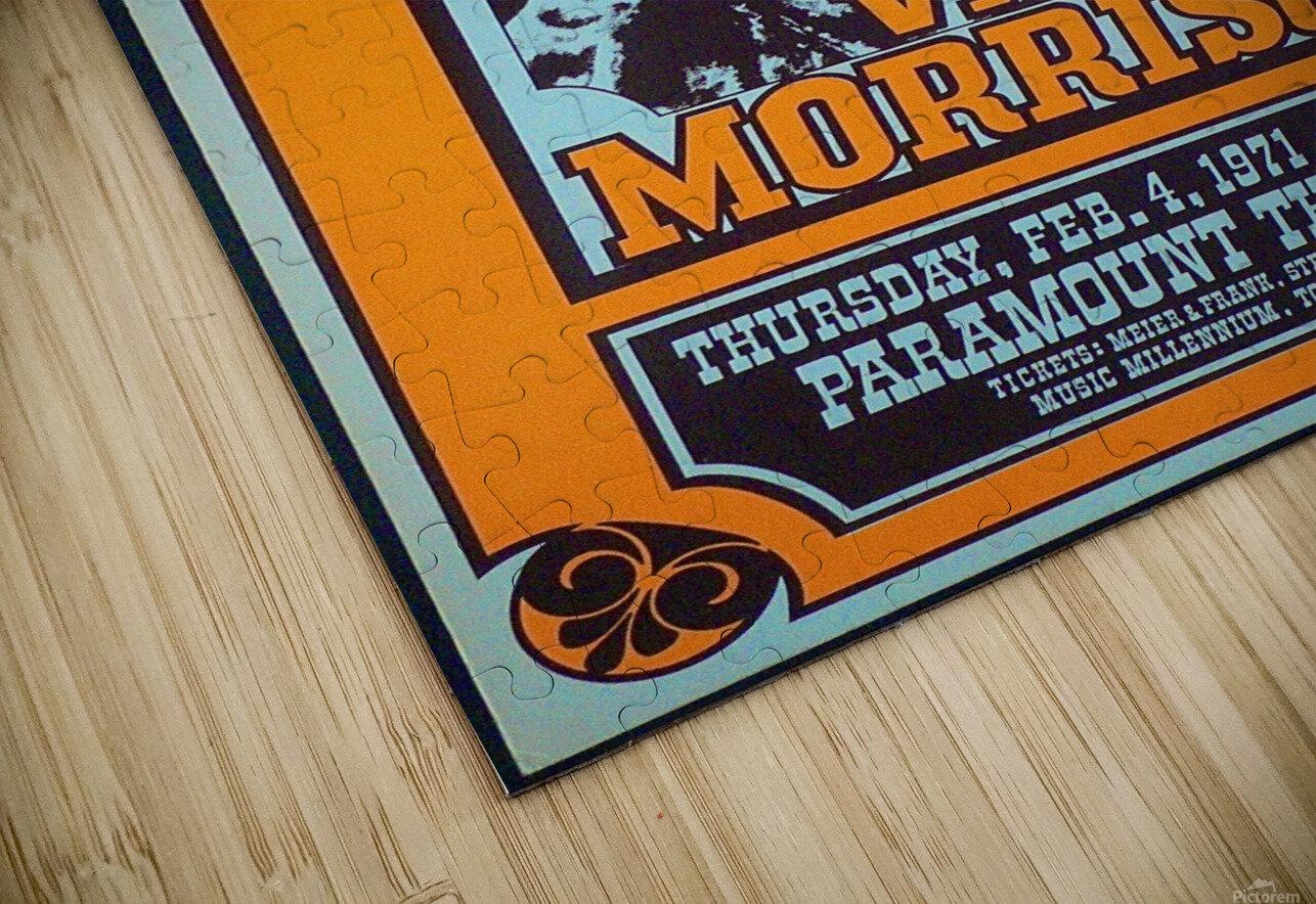Van Morrison HD Sublimation Metal print