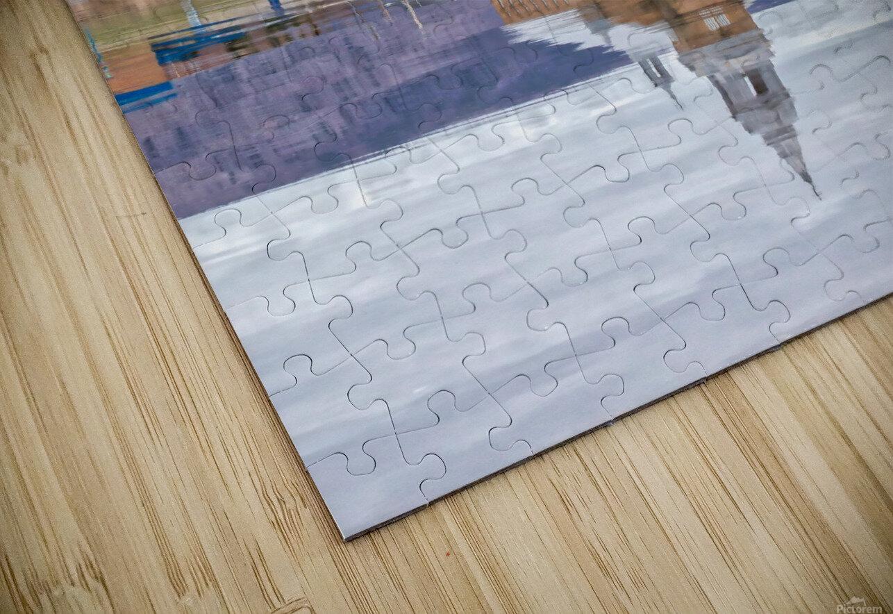 St. Pierres Church - Cheticamp Ns HD Sublimation Metal print