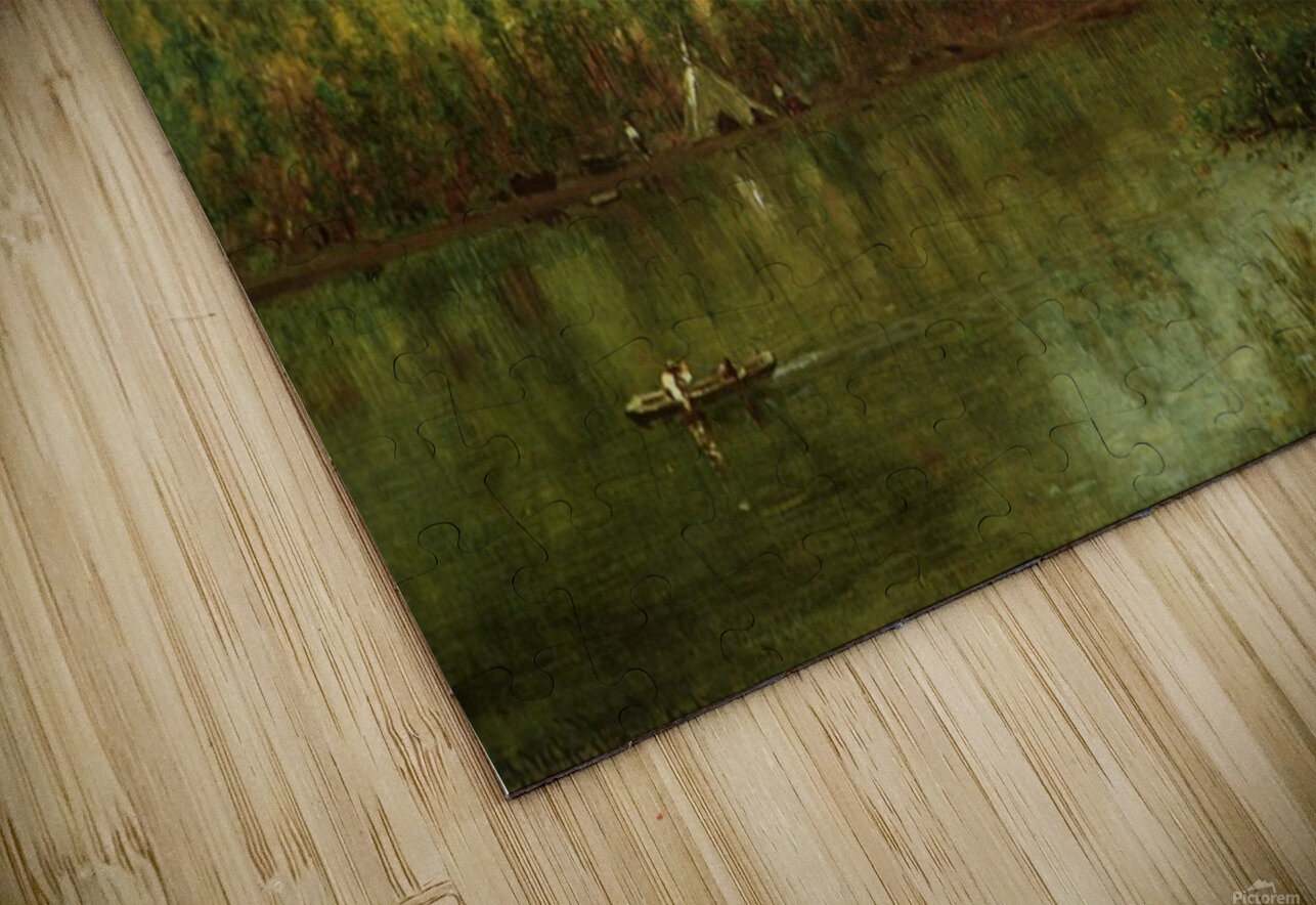 Landscape near Fort Collins HD Sublimation Metal print