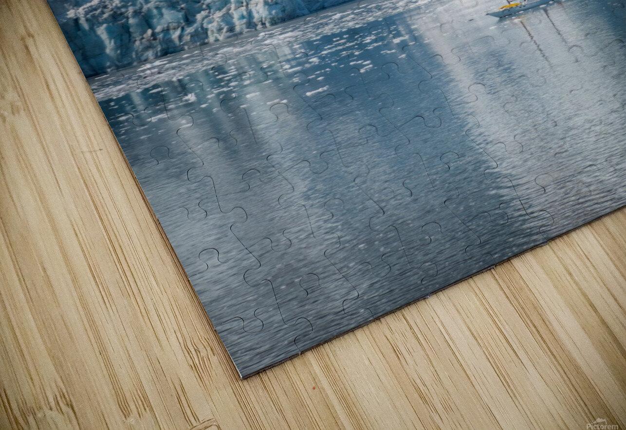 Alaska HD Sublimation Metal print