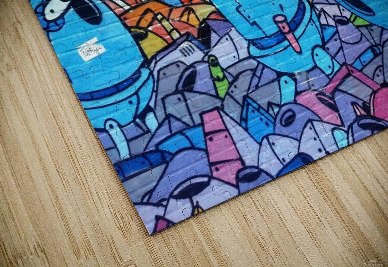graffiti 569265 HD Sublimation Metal print
