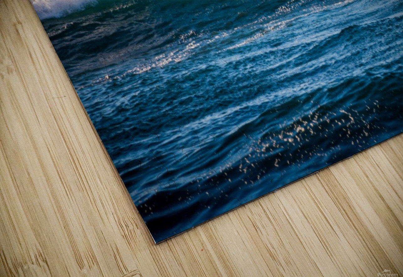 Surfing HD Sublimation Metal print