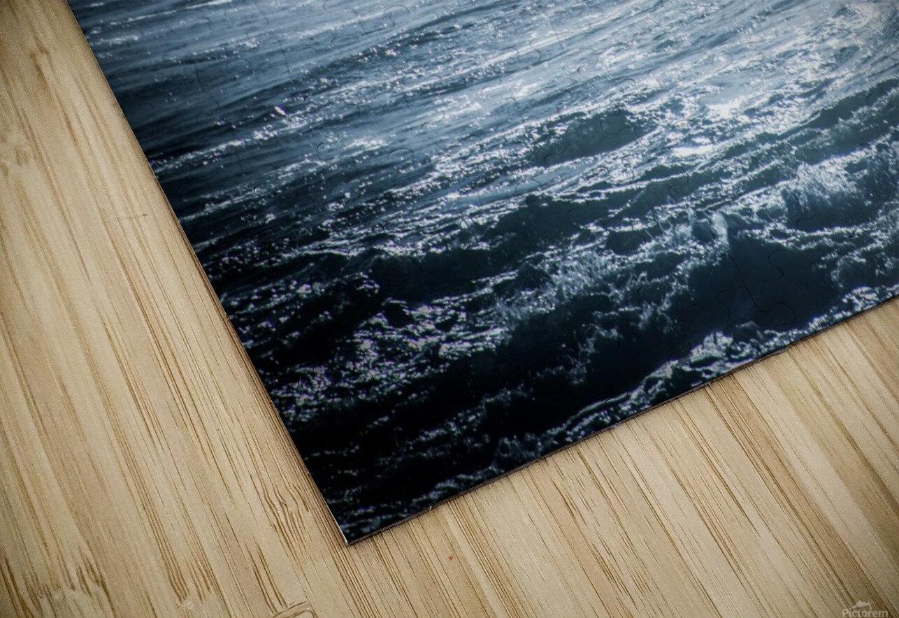 Wave HD Sublimation Metal print