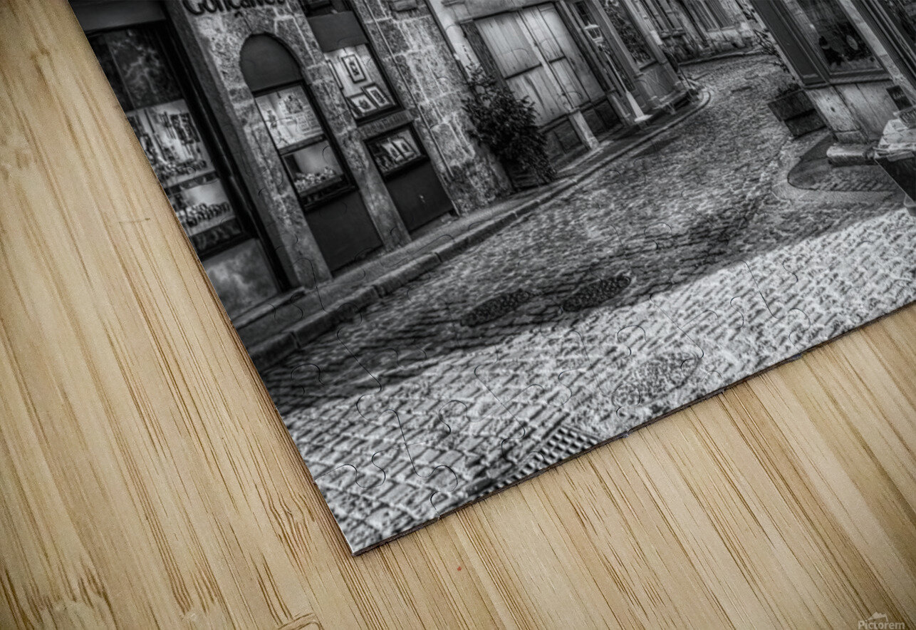 Old world HD Sublimation Metal print