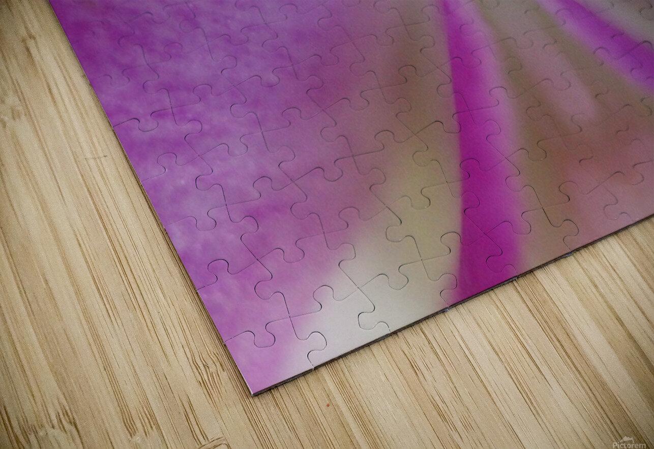 purpletongue2 HD Sublimation Metal print