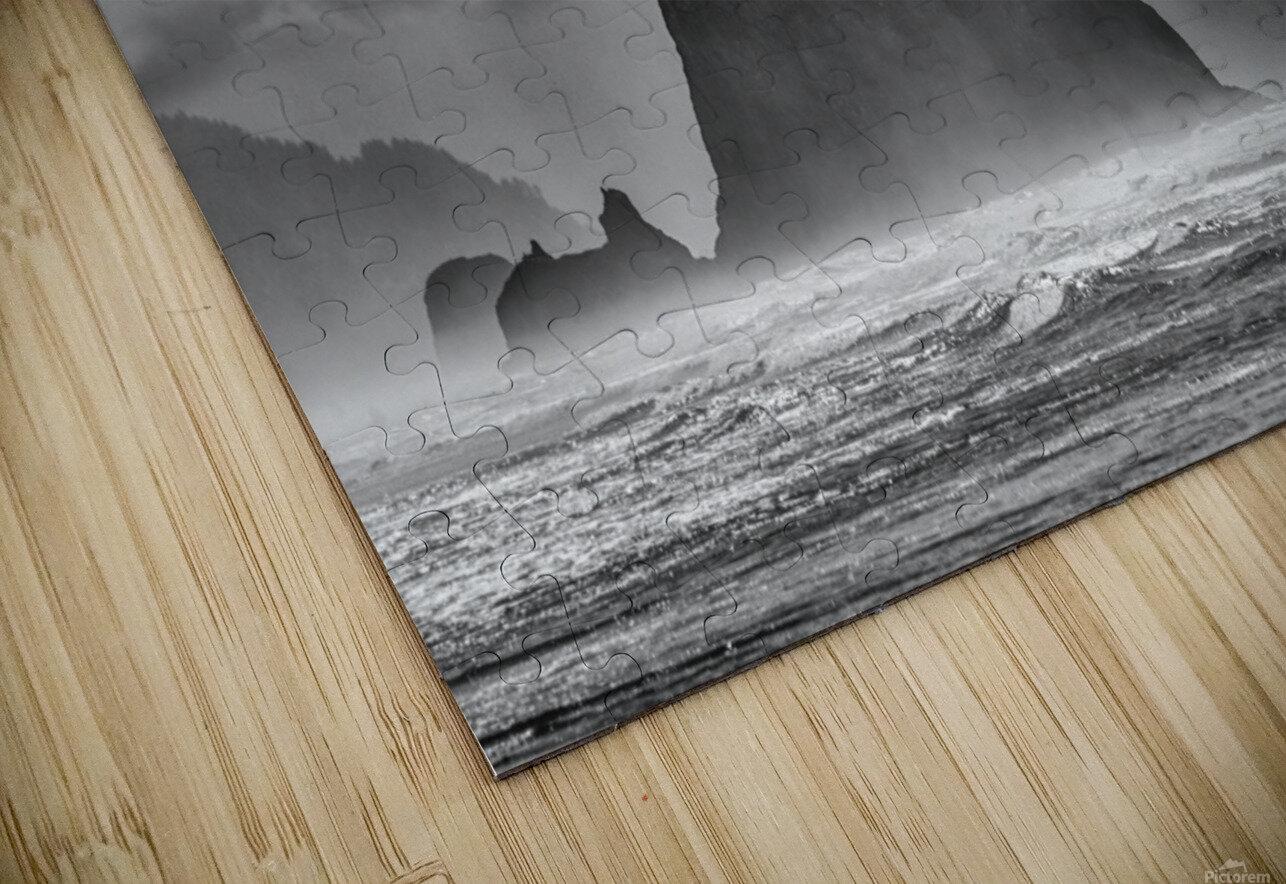 Cannon Beach HD Sublimation Metal print