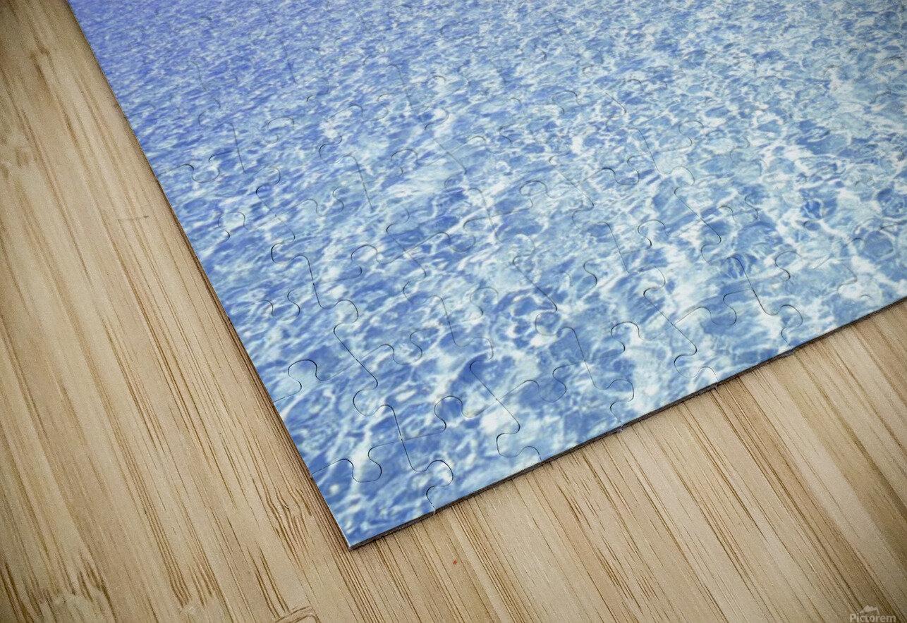 One Foot Island, Aitutaki; Aitutaki, Cook Islands HD Sublimation Metal print