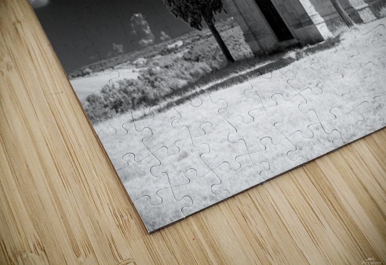 Tuscany Montalcino HD Sublimation Metal print
