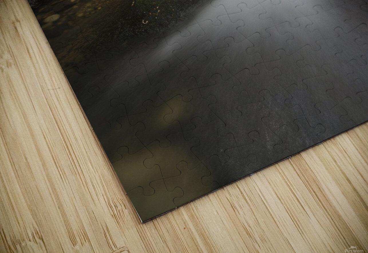 Ruckel Creek; Oregon, United States of America HD Sublimation Metal print