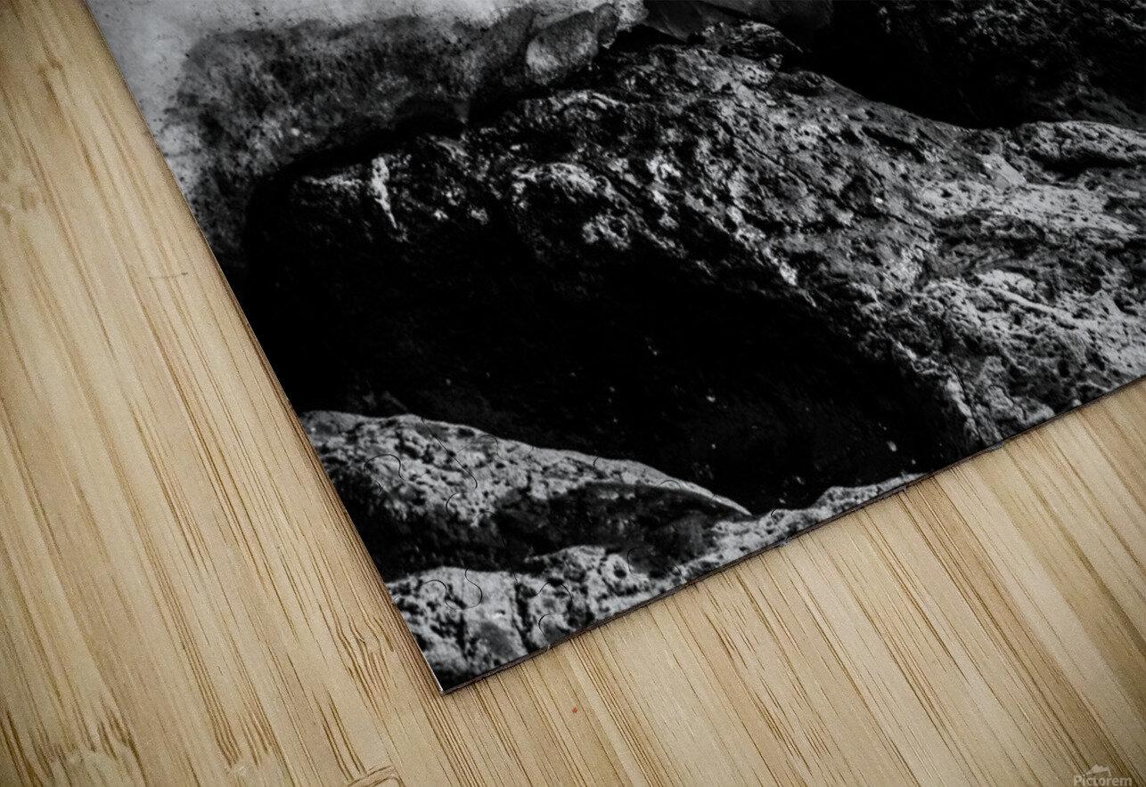 Spring Lakeshore HD Sublimation Metal print