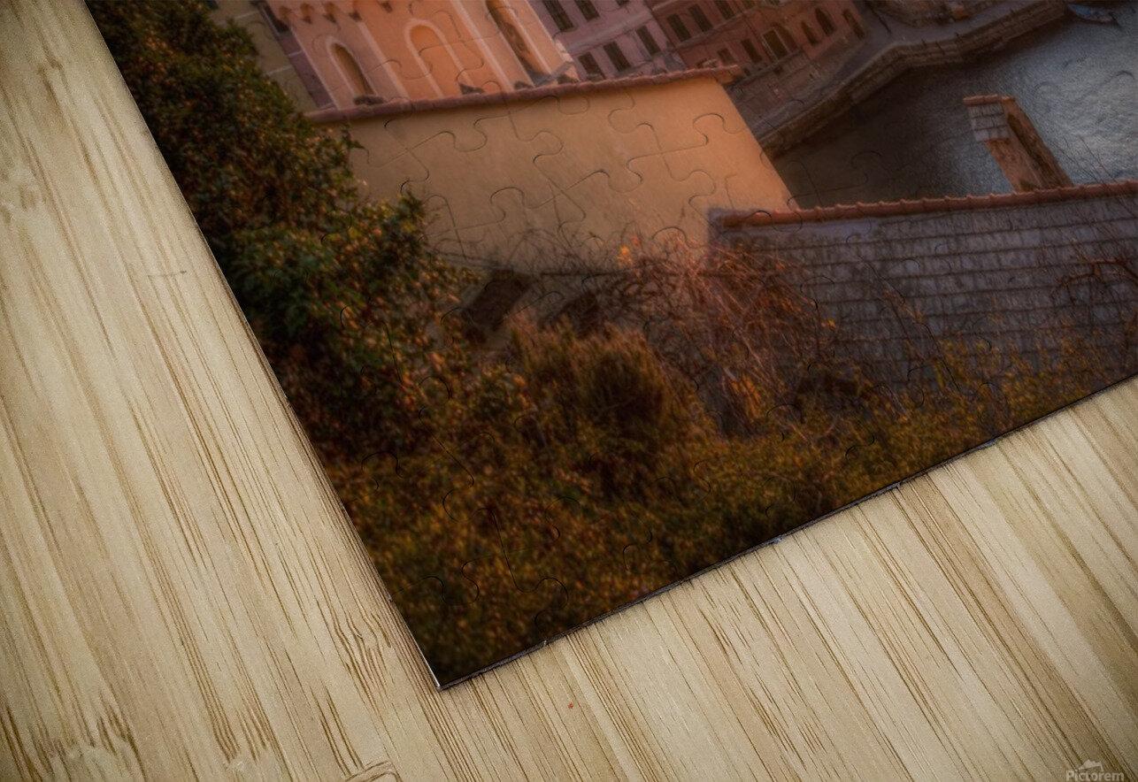 Sunset HD Sublimation Metal print