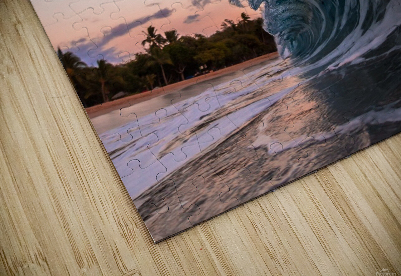 morning session HD Sublimation Metal print