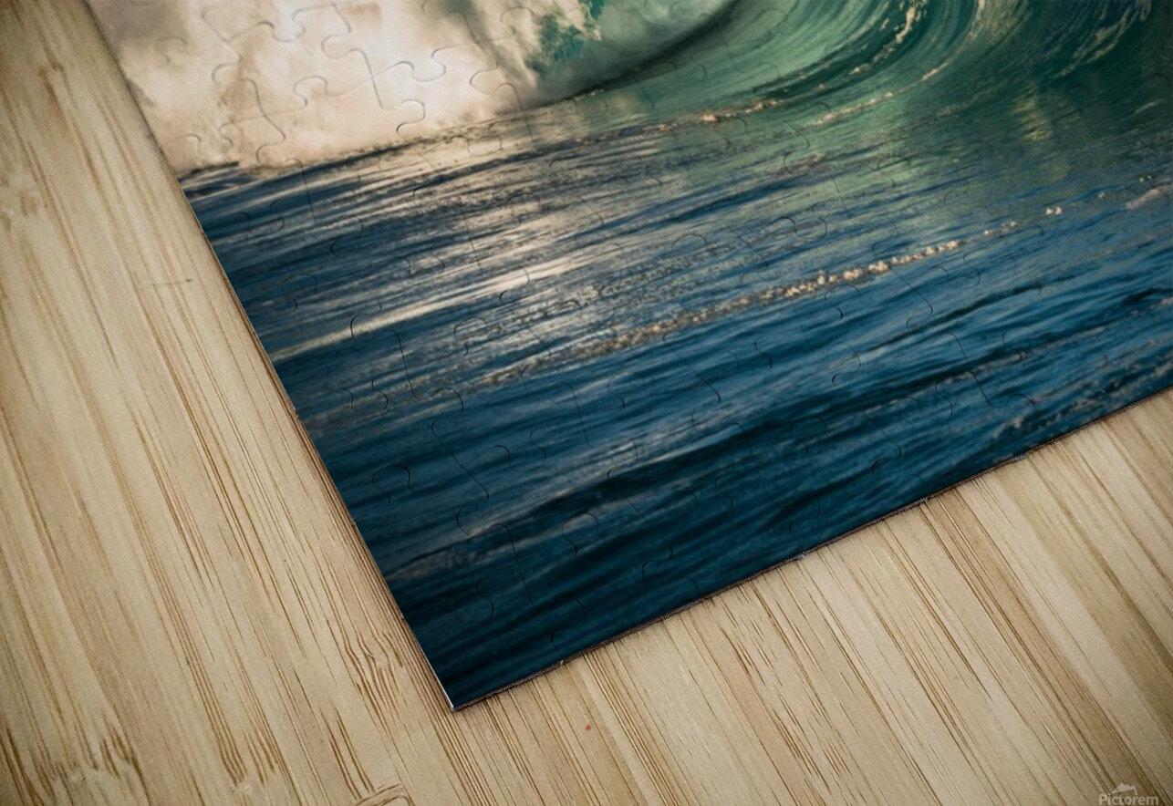 Waimea HD Sublimation Metal print