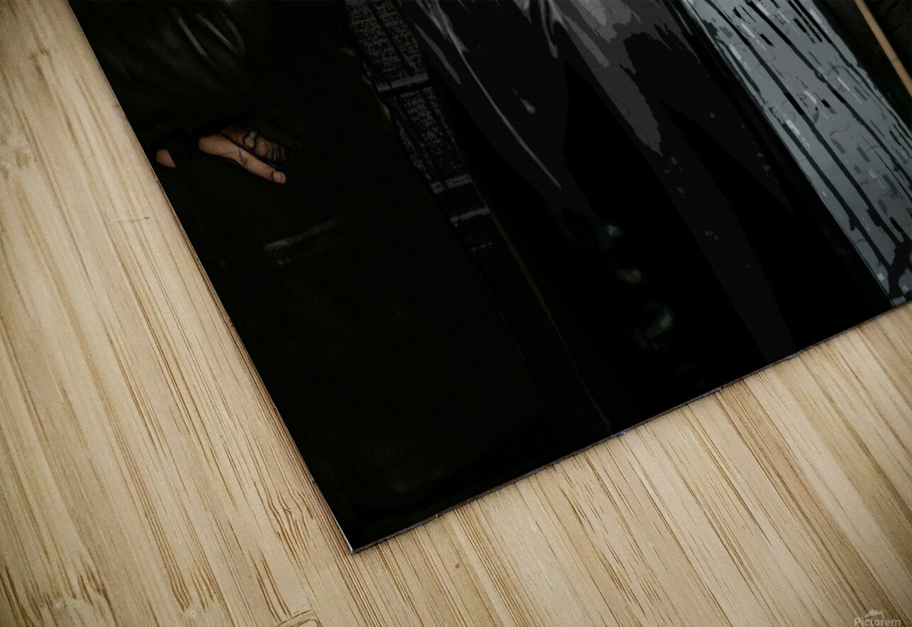 The Sopranos  HD Sublimation Metal print