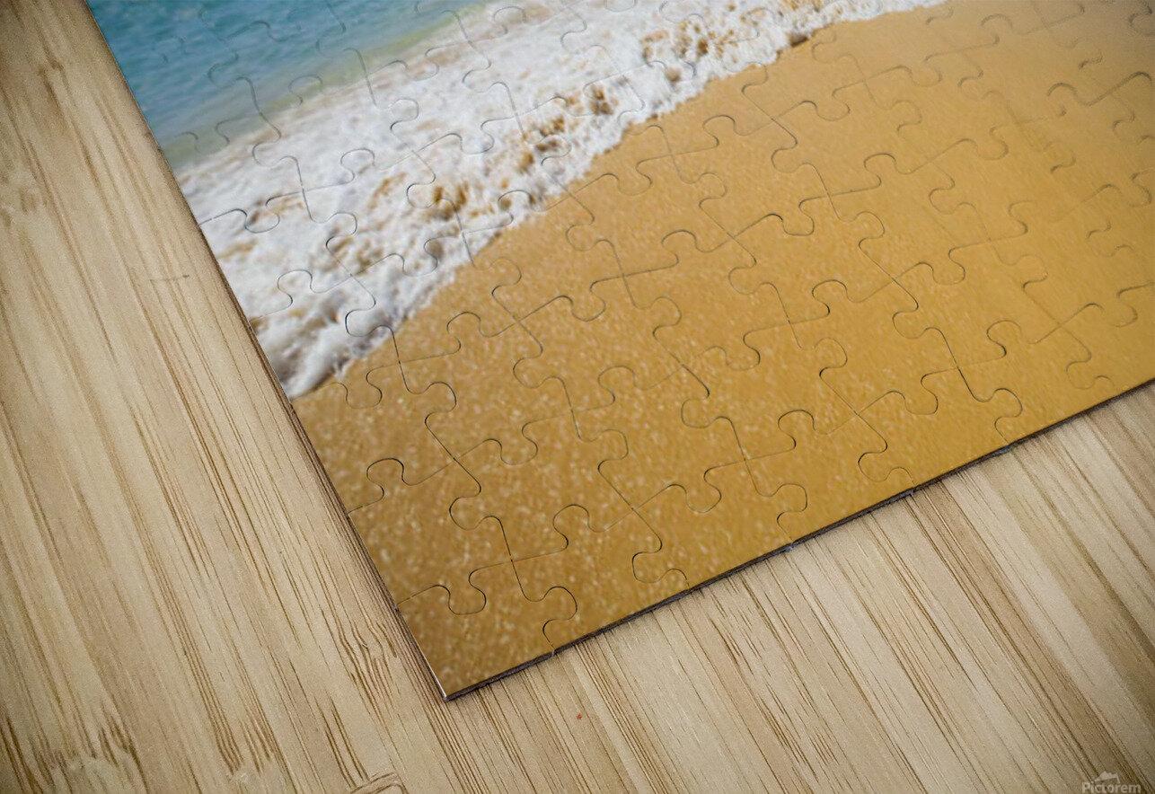 USA, Hawaii Islands, Maui, Big Beach; Makena HD Sublimation Metal print