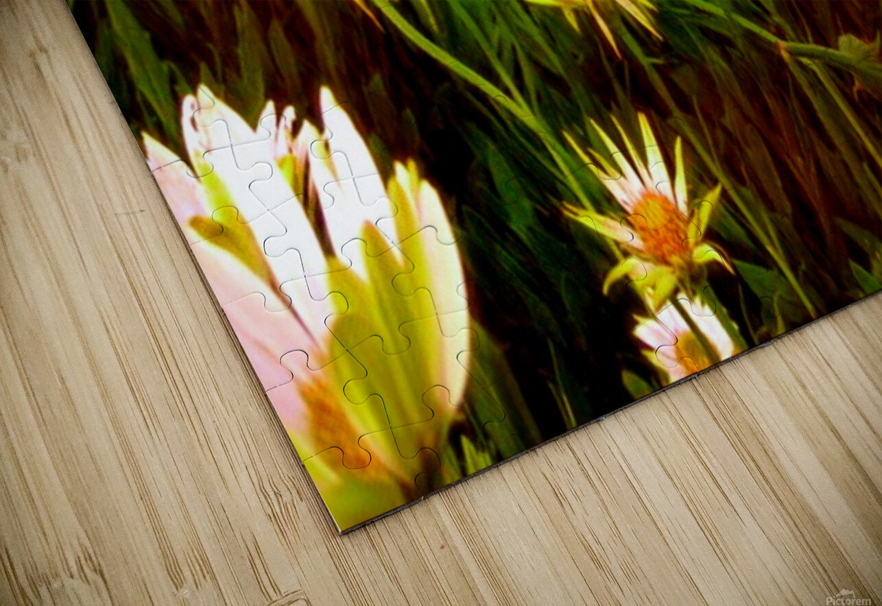 forest of flowers HD Sublimation Metal print