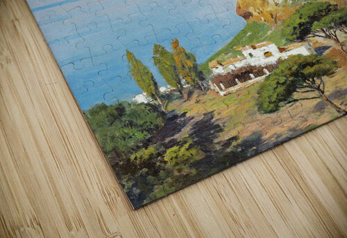 Sunny day on Naples Bay jigsaw puzzle