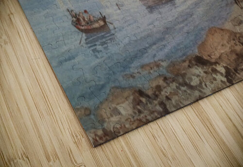 Marina di Napoli jigsaw puzzle