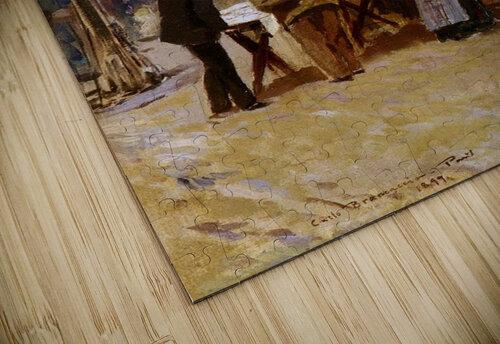 Paris, 1899 jigsaw puzzle