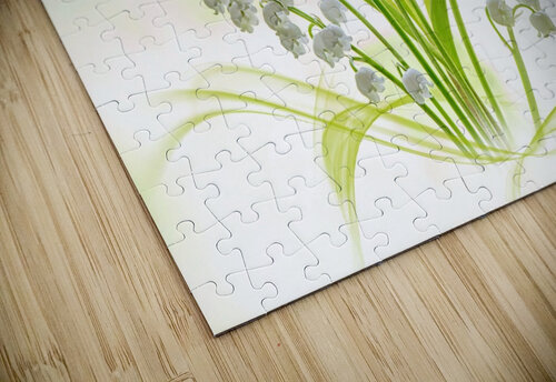 Lily of the valley jigsaw puzzle