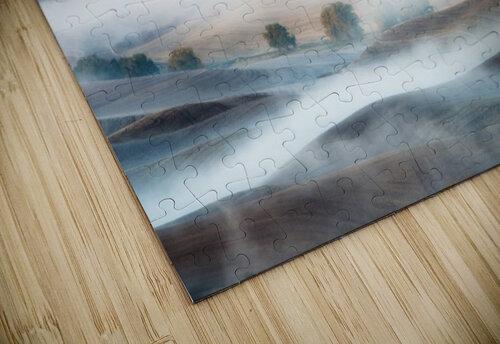 Misty Morning jigsaw puzzle