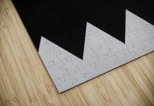 Zig Zag Shadow jigsaw puzzle