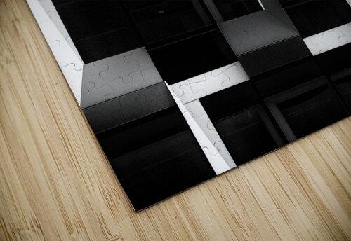 B&W jigsaw puzzle