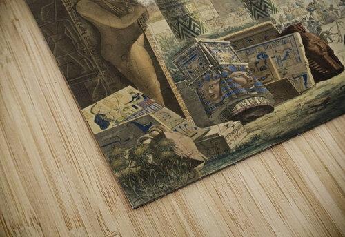 The description of Egypt, 1824 jigsaw puzzle