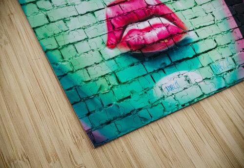 graffiti wall jigsaw puzzle