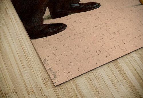 Cane jigsaw puzzle