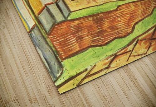 Corridor in Saint-Paul Hospital by Van Gogh jigsaw puzzle