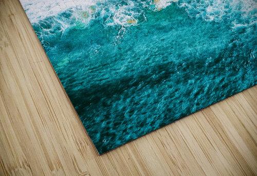 Tropical VI - Beach Waves II  jigsaw puzzle