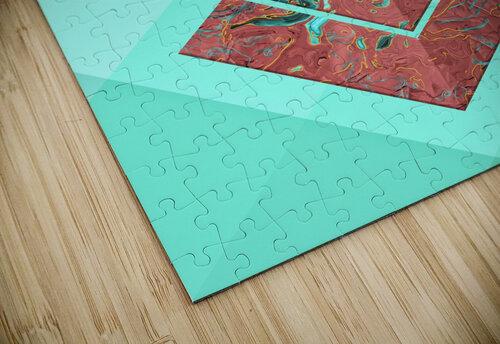 Geometric XX jigsaw puzzle