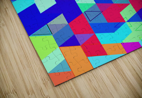 Pattern LXXIX jigsaw puzzle