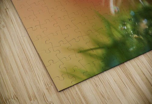 Red Morning jigsaw puzzle