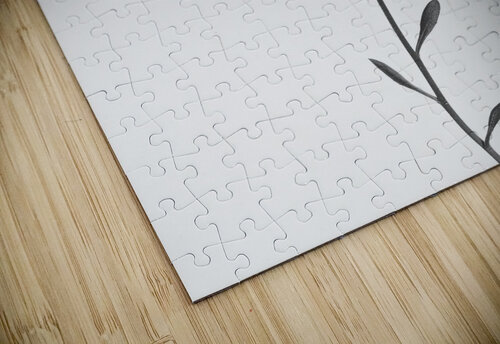Daisy jigsaw puzzle