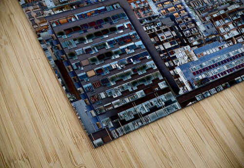 Metropolis jigsaw puzzle