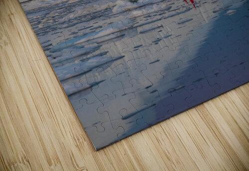 Greenland night jigsaw puzzle